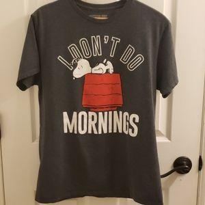 Peanuts Snoopy T-Shirt Size M